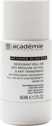 Antiperspirant Deodorant Roll-On With Hair Regrowth Inhibitor